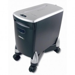Soporte Cpu Fellowes Ajustable C/ Ruedas