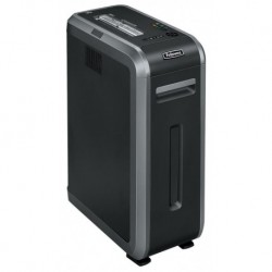 Destructora Fellowes 125i (18h Tiras) Nv.Seg.2 - Tira 5,8mm: Ancho 230mm: Dep.53l