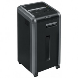 Destructora Fellowes 225 Ci (20h Partic.) Nv.Seg.4- Particula 4x38mm: Ancho 240mm: Dep.60l