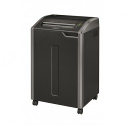 Destructora Fellowes 485i (40h Tiras) Nv.Seg.2 - Tira 5,8mm: Ancho 405mm: Dep.142l