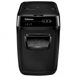 Destructora Fellowes Auto-Max 130c (130h Partic.) Nv.Seg.3 - Partícula 4x51mm: Ancho 230mm: Dep.32l