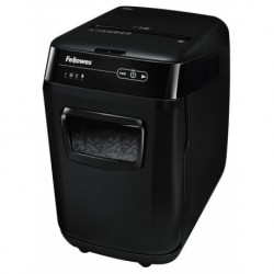 Destructora Fellowes Auto-Max 200c (200h Partic.) Nv.Seg.4 - Partícula 4x38mm: Ancho 230mm: Dep.32l