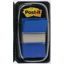 "Banderitas Adhesivas Post-It 680 (1"") Azul"