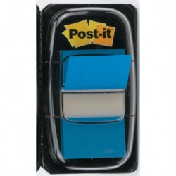 "Banderitas Adhesivas Post-It 680 (1"") Azul Brillante"