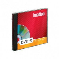 Dvd -R Imation 4.7gb 16x Jewel Case 10 (Incluye Canon Lpi De 2.10 €)