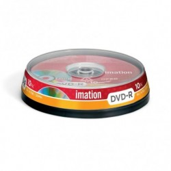 Dvd -R Imation 4.7gb 16x Spindle 10 (Incluye Canon Lpi De 2.10 €)