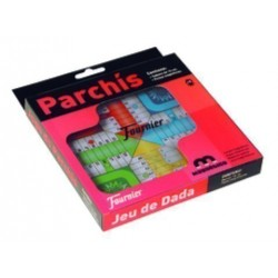 JUEGO MAGNETICO PARCHIS 16 Cmts