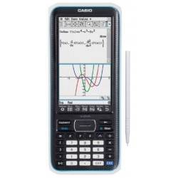 "Calculadora Grafica Casio Fx-Cp-400 Pantalla Tactil 4.8"" 500kb Ram/24mb Usb Flash Drive"