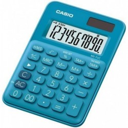 Calculadora Sobremesa Casio 10 Digitos Ms-7uc Azul
