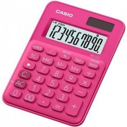 Calculadora Sobremesa Casio 10 Digitos Ms-7uc Roja