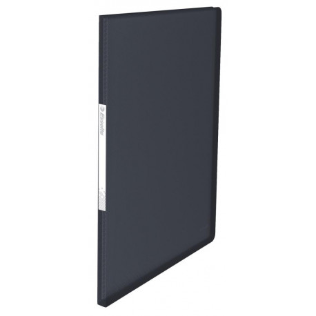 Carpeta Fundas (Tarifario) Esselte Pp Flexible A4 40 F. Negro