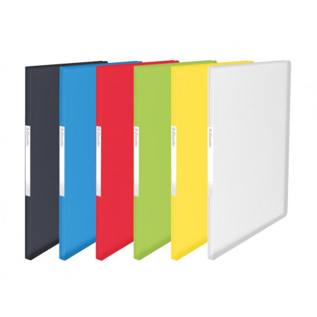 Carpeta Fundas (Tarifario) Esselte Pp Flexible A4 40 F. Col. Surt.