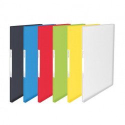 Carpeta Fundas (Tarifario) Esselte Pp Flexible A4 60 F. Col. Surt.