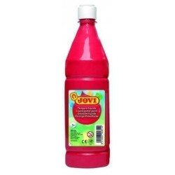Tempera Jovi Liquida 1000 Ml (Botella) Bermellon