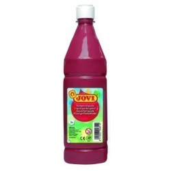 Tempera Jovi Liquida 1000 Ml (Botella) Marron