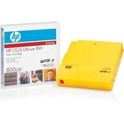 Cinta De Datos Hp C7973a Lto Ultrium 3 400/800gb