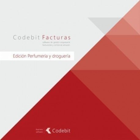 Software Codebit Facturas Edicion Drogueria Y Perfumeria