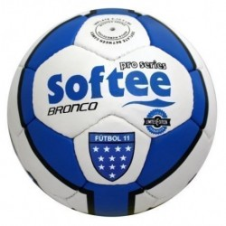 "Balon Futbol 11 Softee ""Bronco Blue"" Limited Edition"