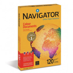Papel A4 Navigator 120g 250h Colour Documents