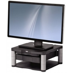 Soporte Monitor Fellowes Plus Grafito