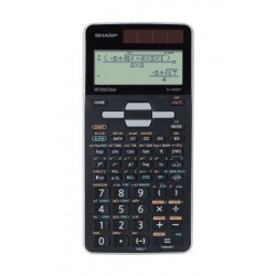 Calculadora Cientifica Sharp 16 Digitos El-W506t (Matriz De Puntos)