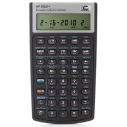 Calculadora Financiera Hp 12 Digitos 10bii Plus