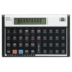 Calculadora Financiera Hp 10 Digitos 12c
