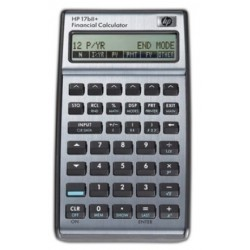 Calculadora Financiera Hp 22 Digitos 17bii Plus (2 Lineas)
