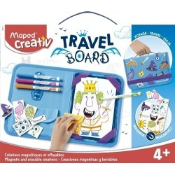 Maped Travel Board Cuentos Magnetico