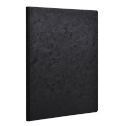 Block Clairefontaine Encolado A4 Liso 96 Hjs Negro