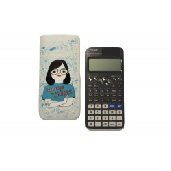 Calculadora Cientifica Casio 10+2 Digitos Fx-991 Spx Women In Science Jess Wade (63x192 Puntos)