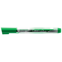 Marcador Pizarra Bic Velleda Liquid Ink Pocket Conico Verde