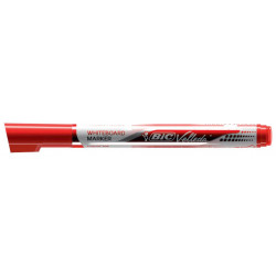 Marcador Pizarra Bic Velleda Liquid Ink Pocket Conico Rojo