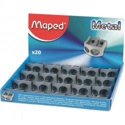 Afilalapiz Maped Metal 2 Uso Exp:20