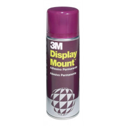 Pegamento En Spray 3m 400ml Display Mount (Bote Morado)