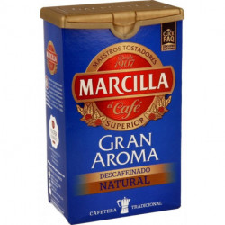 Cafe Descafeinado Natural Marcilla 200gr